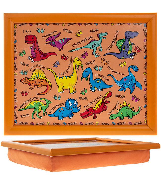 Kinder Schootkussen Dinosaurussen