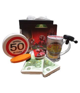 Cadeaupakket 50 jaar Fast Money