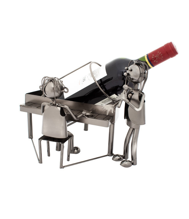 Wijnfleshouder Piano