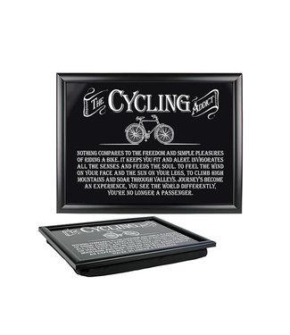 Schootkussen Cycling