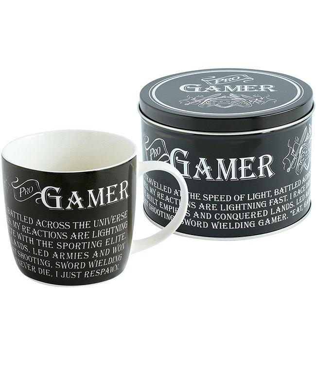 Mok Gamer in Blik