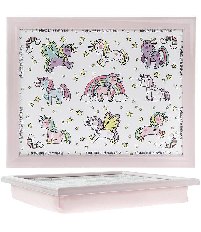Kinder Schootkussen Unicorn