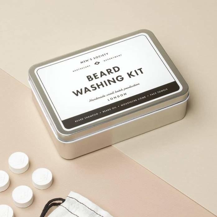 Beard Washing Kit