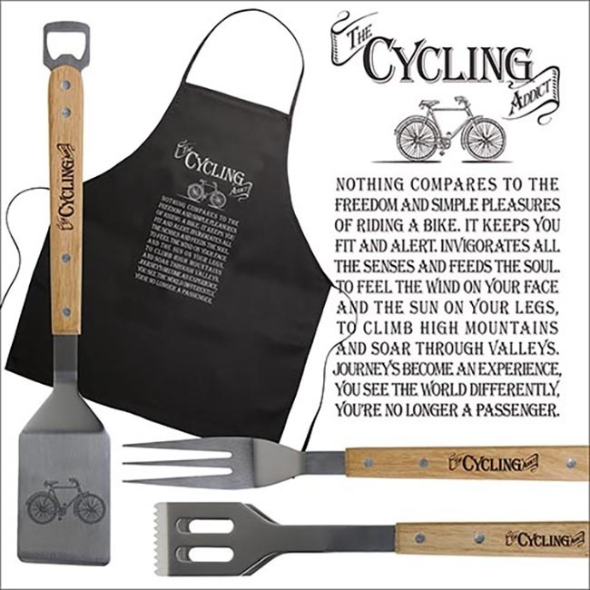 BBQ Barbecue set Cycling