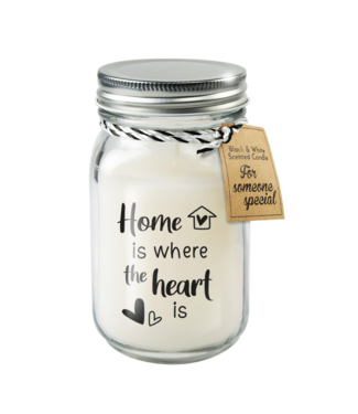 Kaars Home is Where the Heart is