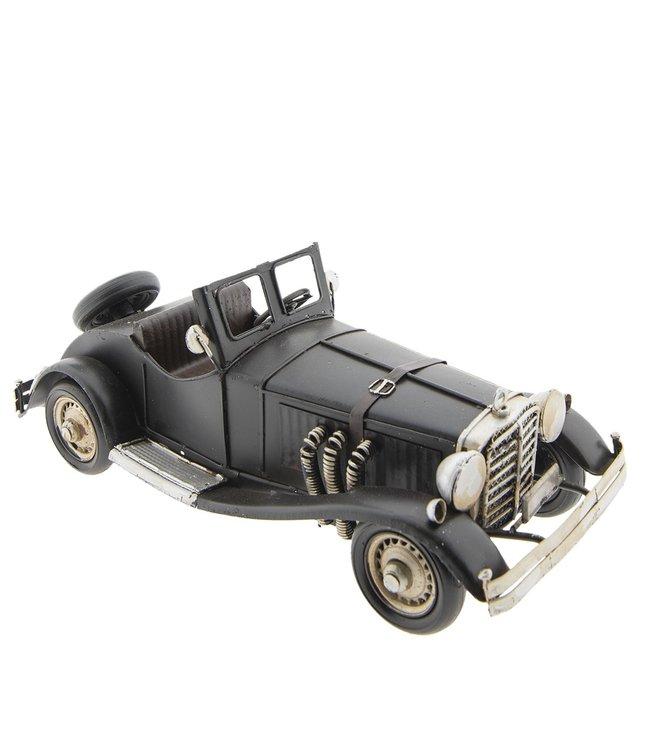 Vintage Retro Model Auto