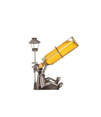 Wijnfleshouder Drinker