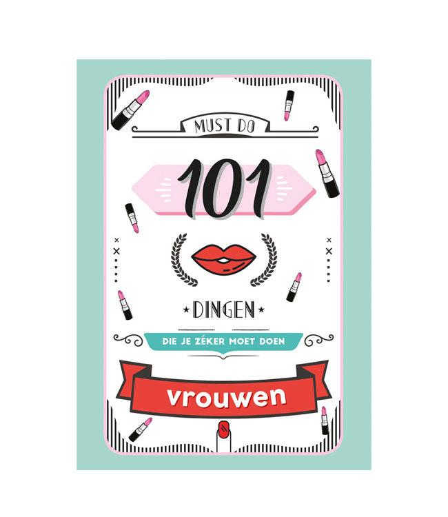 101 Dingen Vrouwen