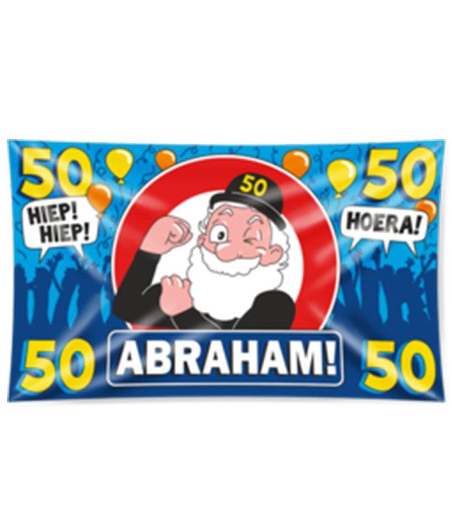 Gevel vlag - Abraham