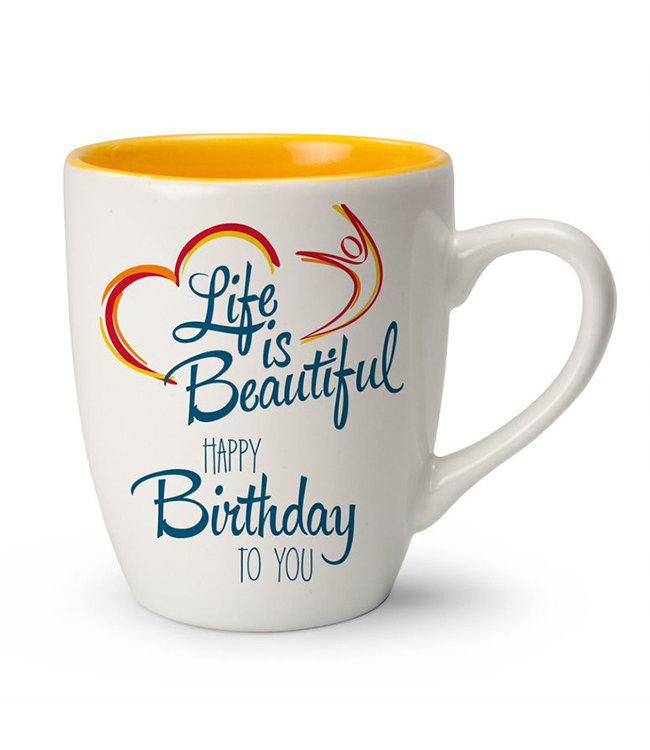 Mok Life is Beautiful - Happy Birthday to you