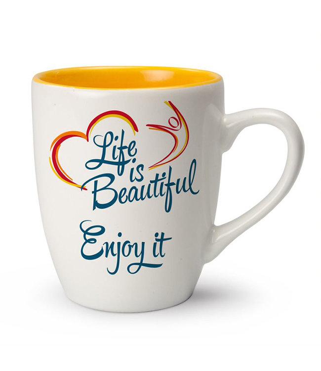 Mok Het Leven Is Mooi
