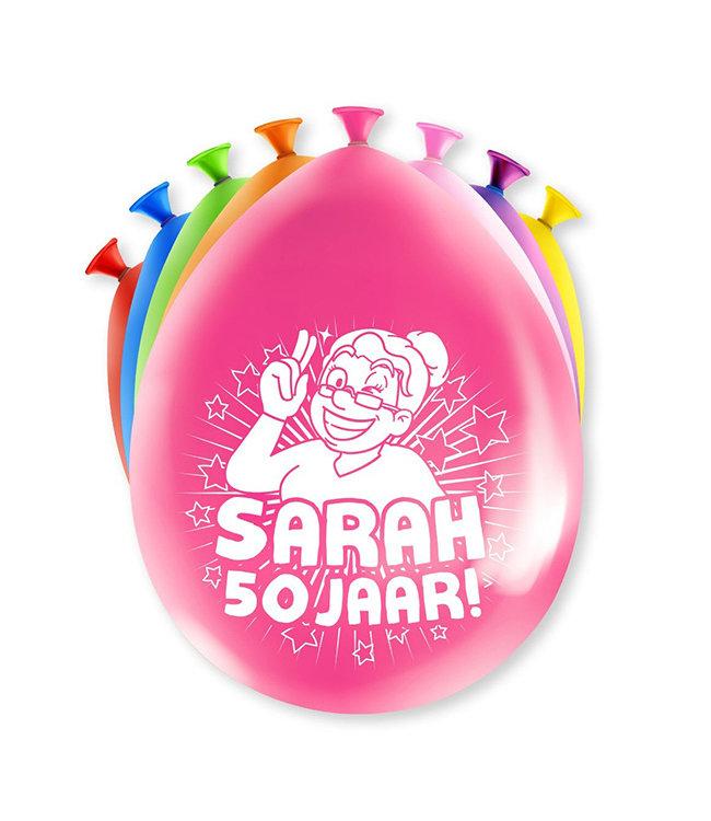 Party Ballonnen - Sarah