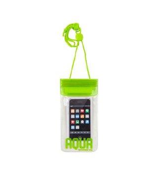 Waterdichte hoes voor je mobiele telefoon - groen