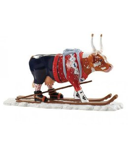 CowParade Cow Parade Ski Cow - Loypelin Lauslam (medium)