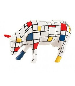 CowParade Cow Parade Moondrian (medium)