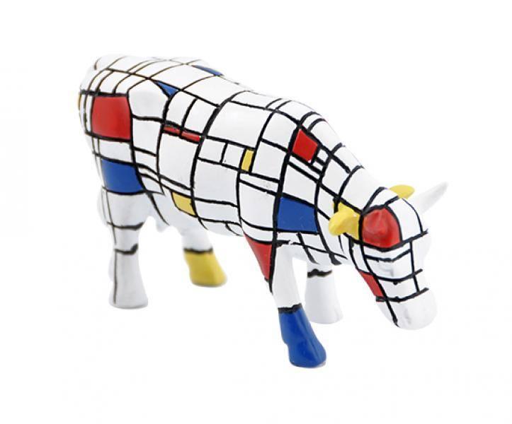 Cow Parade koeien, kunstzinnige koeiebeelden.