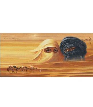 Ingelijste Posters: Arabische mensen
