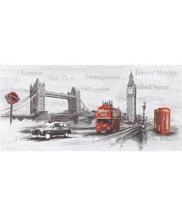 Ingelijste Posters: London Highlights