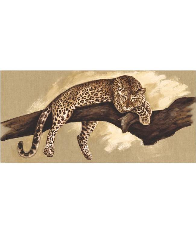 Ingelijste Posters: Jaguar in de boom