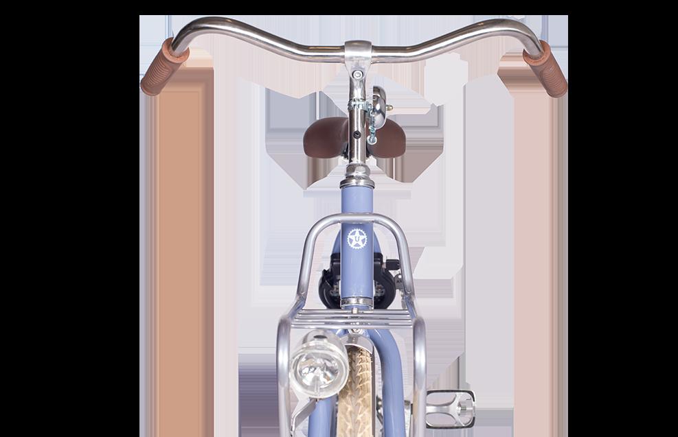 Flow fiets voorkant/
