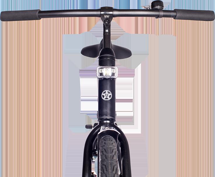 Lite fiets voorkant/