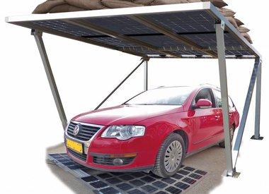 * Solar Carports