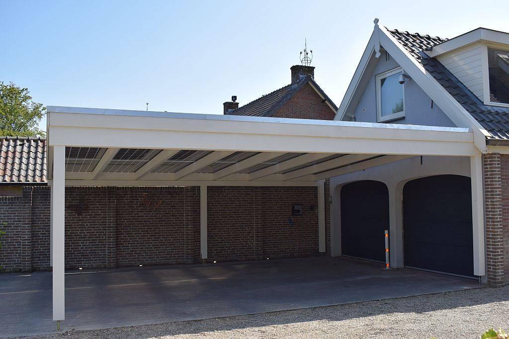Lariks/ Douglas Carport 5 x 3,6 meter
