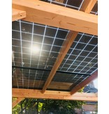 zonnepanelen carport - 6178 MM X 3596 MM
