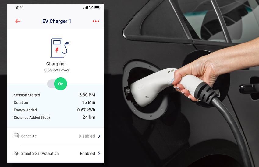 SolarWatt SolarEdge - SE3680H EV Charging