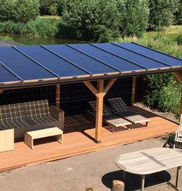 Lariks / Douglas Veranda  8 x 3,4 meter