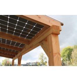 Solar Veranda 4138 x 3480 ( bouwpakket )
