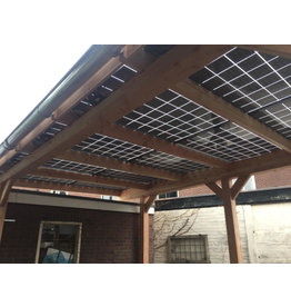 Solar Carport 5158  x 3480 ( bouwpakket )