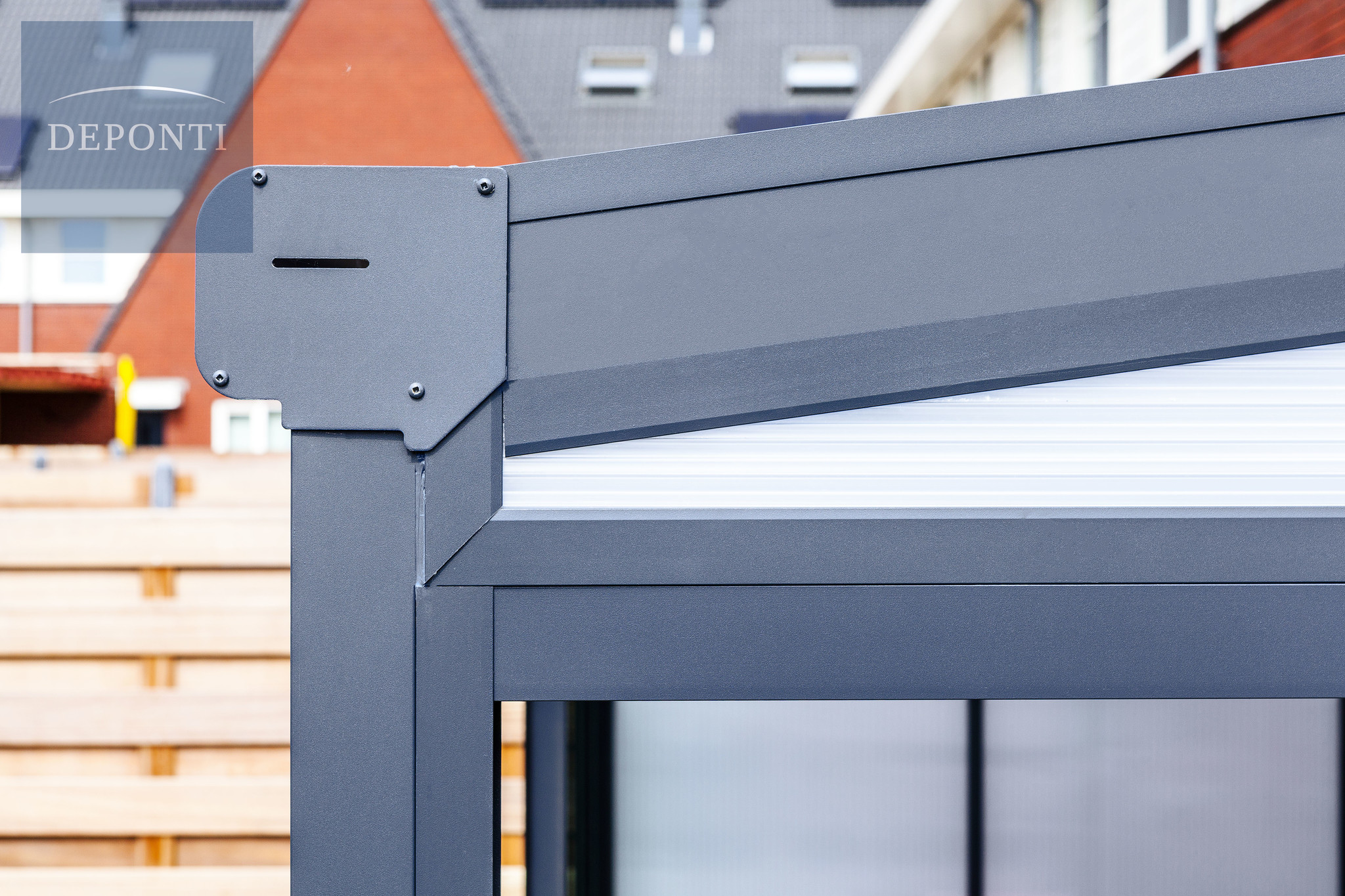 Nebbiolo Terrasoverkapping aluminium