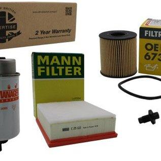 SKT6040pr2 filterkit Puma