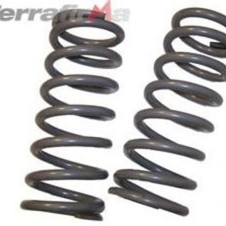 TF014 Light load front springs +2""
