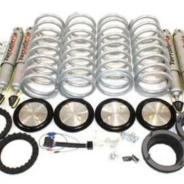 "Tf223HD air to coil kit medium load 1""lift including shocks"