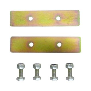 Tf507 Rear Coil spring retaining plates