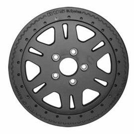 TF106 black Beadlock wheel