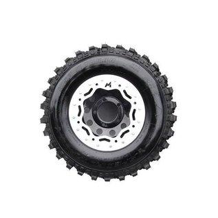 Tf112 black modular beadlock wheel