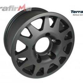 TF105 Dakar Wheel Black