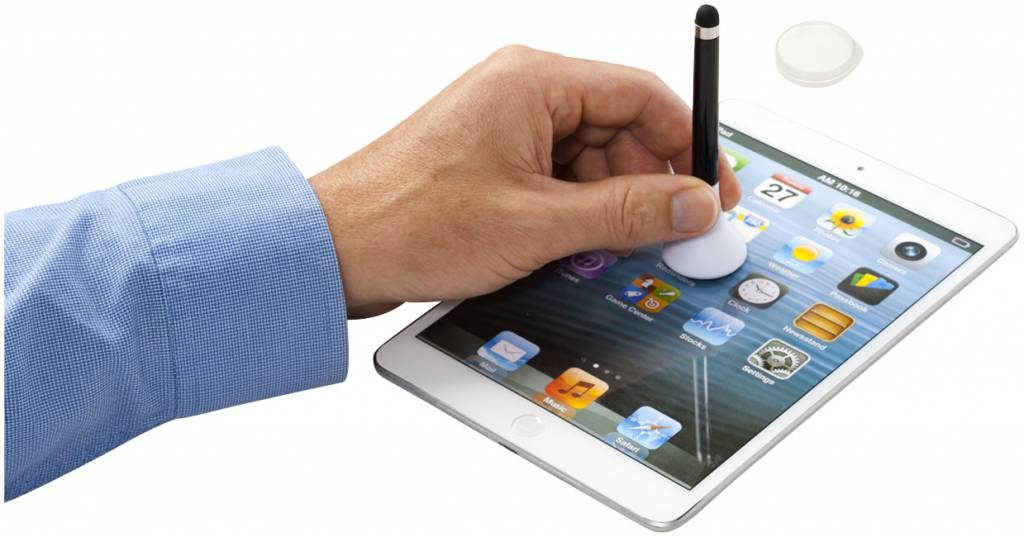 Touch & stylus