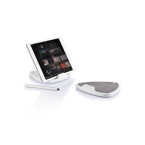 Alp universele tablet standaard, grijs
