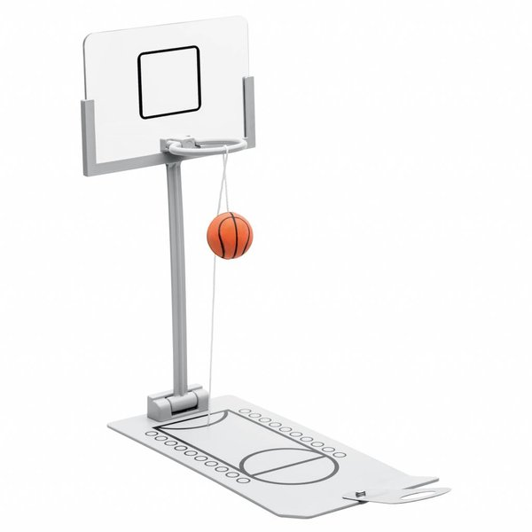 Basketbal spel