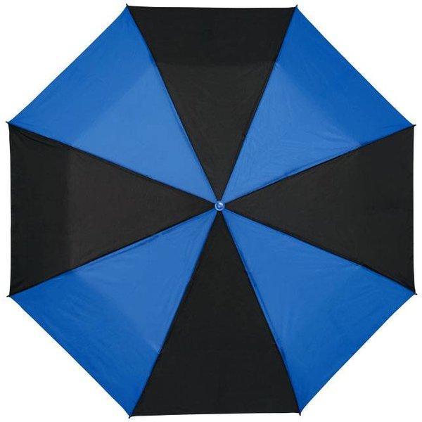 "21"" Spark 3 sectie 2 kleuren paraplu"