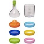 8-in-1 keuken tool fles, multi kleur