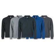 Basic Polo sweater -/ Unisex