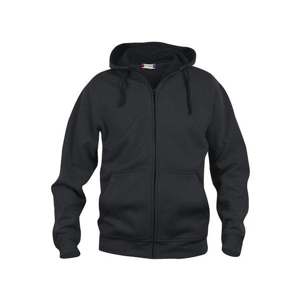 Clique Basic Hoody Full zip -/ Heren
