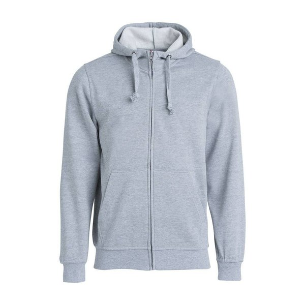 Basic Hoody Full zip -/ Heren
