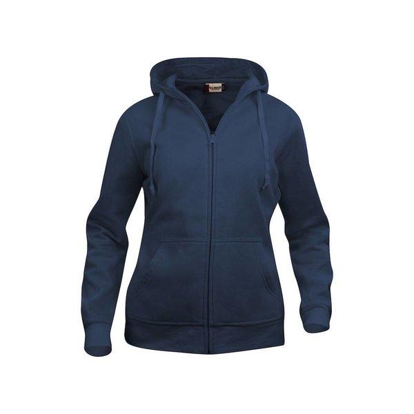 Basic Hoody Full zip -/ Ladies
