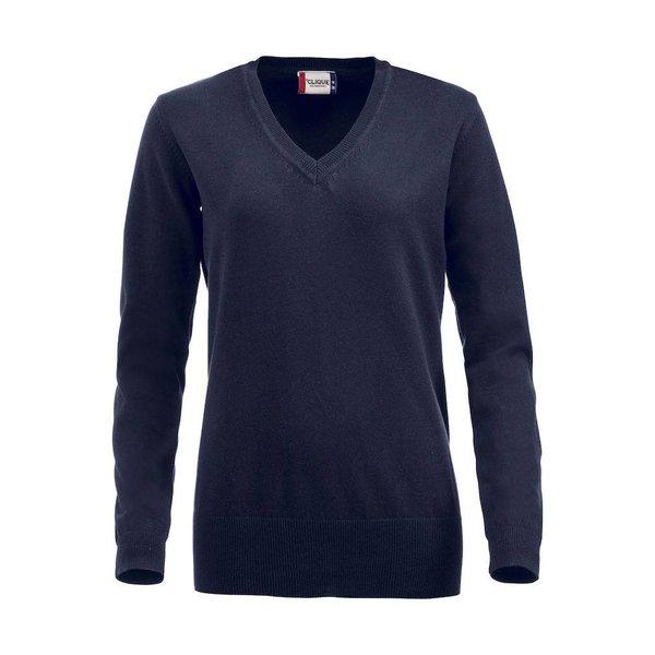 Aston -/ V-nek sweater Dames